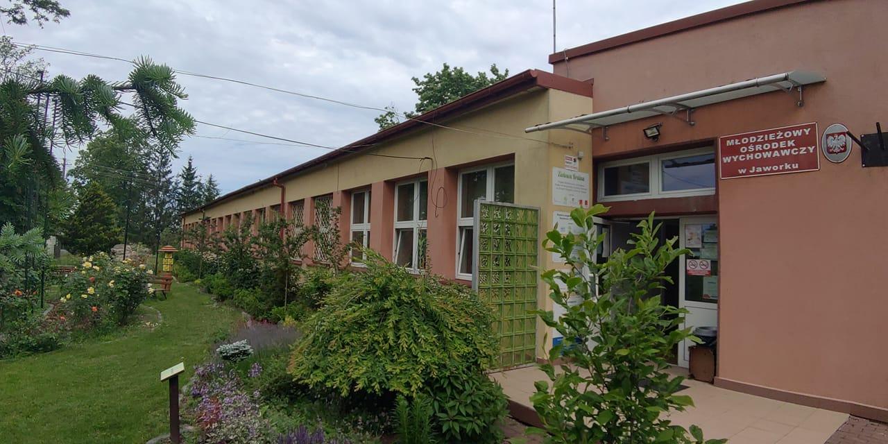 Młodzieżowy Ośrodek Wychowawczy w  Jaworku